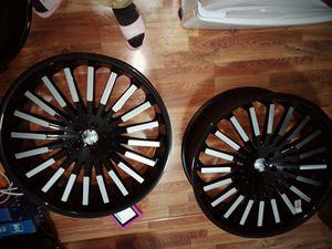 24inch Rims for Sale in Miramar, FL
