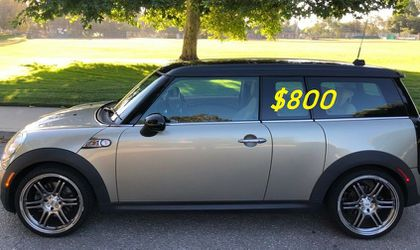 ⛔️❇️URGENTLY 💲8OO For Sale 2OO9 Mini Cooper 💝 Clean title! Runs and drives very smooth! In very good condition.🟢❇️ for Sale in Boston,  MA