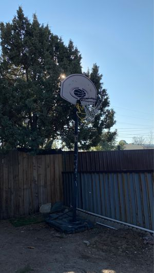 Basketball hoop for Sale in Brighton, CO