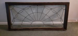 Antique Lead glass window for Sale in Avon Lake, OH