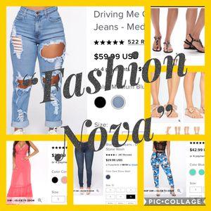 Fashion Nova New for Sale in Fontana, CA
