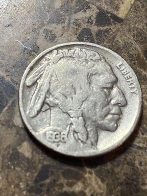 1936 buffalo Nickel for Sale in San Antonio, TX