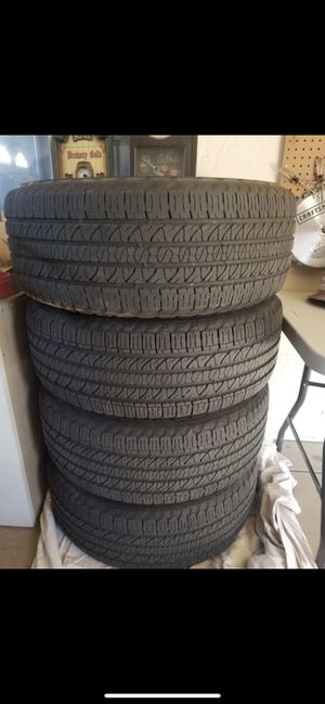 "20"" rims and Goodyear Frontera tires for Sale in Fresno, CA"