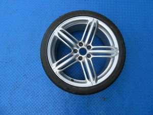 "19"" Audi A5 S5 SINGLE rim tire wheel #6342 for Sale in Hallandale Beach, FL"