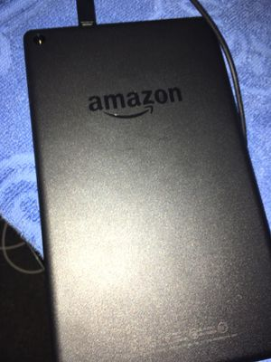 Amazon fire tablet for Sale in Lincoln, RI