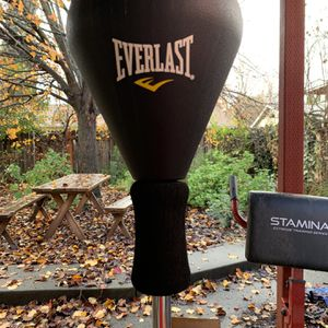 Boxing Speed Bag Stand! Like New! for Sale in Vacaville, CA