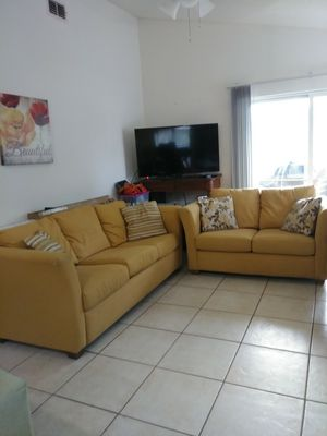 Sofa bed & Loveseat for Sale in US