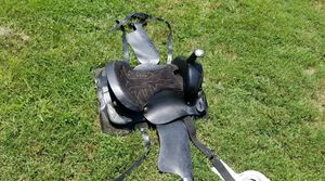 2 Synthetic Saddles $100 obo each for Sale in Calvert City, KY