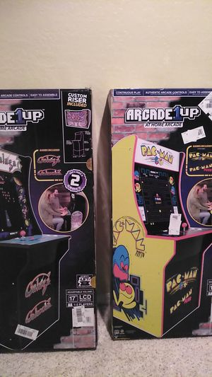 Two full size arcade games for Sale in Las Vegas, NV