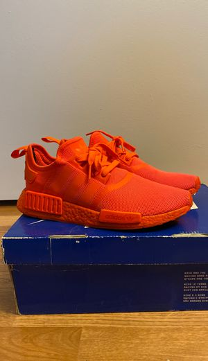 Adidas NMD Boost Solar Red Sz 8.5 for Sale in San Diego, CA