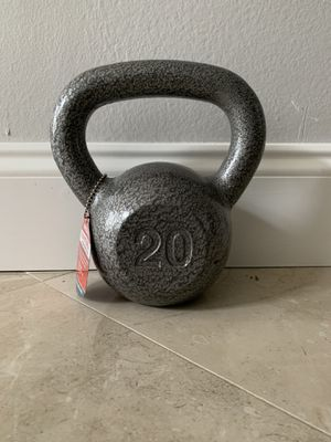20lb Weider Kettlebell for Sale in FL, US
