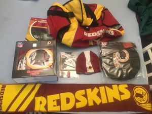 Redskins Starter pack for Sale in Centreville, VA