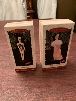 Hallmark Debut-1959, Featuring the Enchanted Evening Barbie for Sale in Peyton, CO