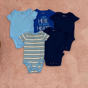 6 Month Old Baby Boy Cloths for Sale in Jefferson, GA