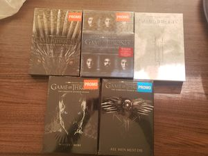 Game of throne dvd for Sale in Lindon, UT