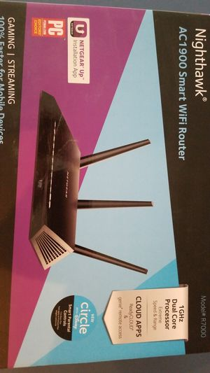 Netgear Nighthawk WiFi Router for Sale in Alexandria, VA