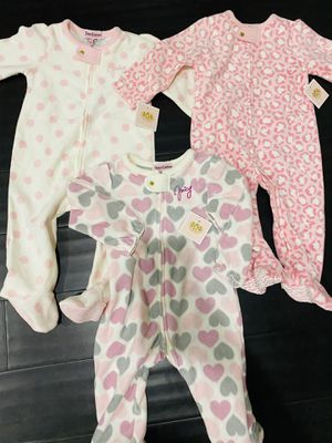 Baby Juicy Couture Sleeper 12 Months for Sale in Hanover, MD