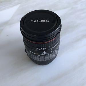 Sigma Camera Lens for Sale in San Francisco, CA