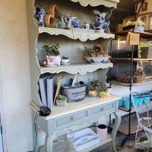 Shabby Chic Hutch for Sale in Castro Valley, CA