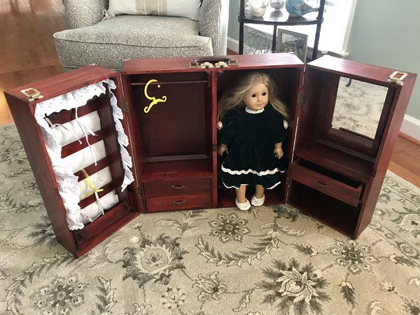 American Girl Sized Doll Wardrobe