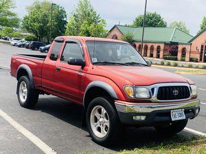 2003 2.7l 4x4 Toyota Tacoma for Sale in Manassas, VA