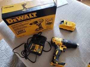 Ompact brushless Hammer drill kit 20 v. for Sale in Durham, NC