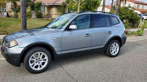 2004 BMW X3 101,000 Miles Automatic Clean Title 2.5 for Sale in Riverside, CA