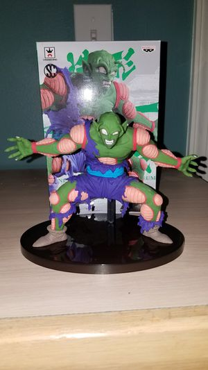 DragonBall Z Piccolo collectible figure for Sale in Odenton, MD