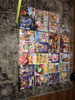Children's DVD lot for Sale in Gap, PA