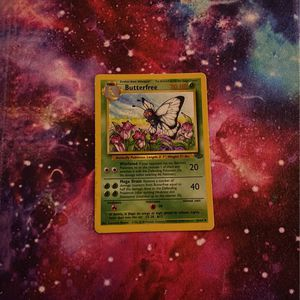 Pokemon Butterfree 33/64 Card for Sale in Manchester, CT