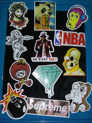 DECALS $5 FOR ALL for Sale in Abilene, TX