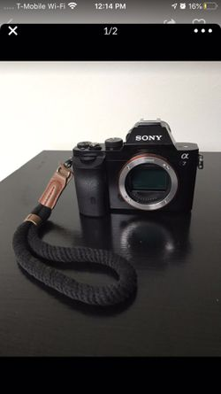 Sony A7 camera for Sale in Arvada,  CO