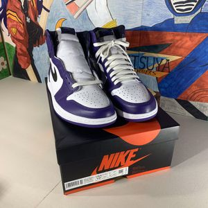 Air Jordan 1 court purple 2.0 for Sale in Hawaiian Gardens, CA