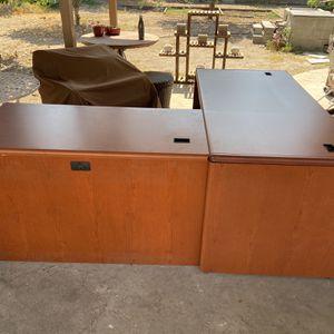 Desk (Large Office Corner Desk) for Sale in Los Angeles, CA