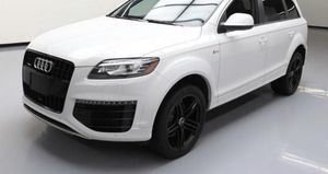 2015 Audi Q7 PARTS ONLY for Sale in Stockton, CA