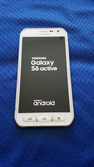 Samsung galaxy s6 active for Sale in Chicago, IL