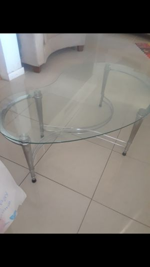 Table glass for Sale in Fort Pierce, FL