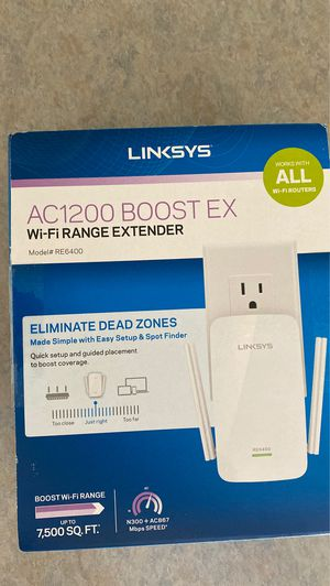 WiFi Extender for Sale in Franklin, MA