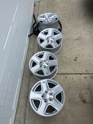 Wheels 17 Jeep brand new for Sale in Nashville, TN