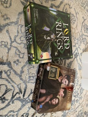 "Board games "" Lord of the Rings"" and Twilight for Sale in Herndon, VA"