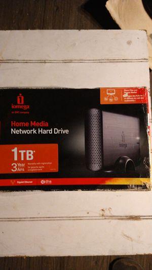 Iomega home media Network hard drive for Sale in Seminole, FL