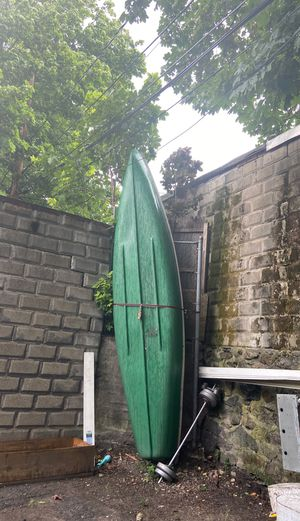 Fishing kayak with paddle 1,200 for Sale in Boston, MA