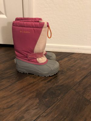 Girls snow boots size 2 for Sale in Surprise, AZ