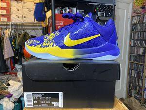 Kobe 5 rings $230 for Sale in Los Angeles, CA