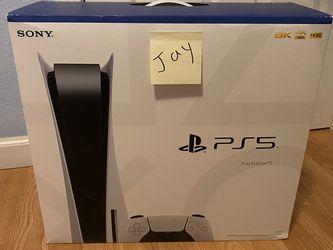 New PS5 PlayStation 5 for Sale in Santa Clara,  CA
