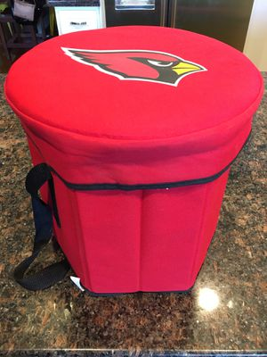 Cardinals Insulated Collapsible Cooler for Sale in Phoenix, AZ