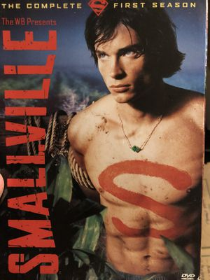 Smallville season 1 to 8, DVD, 8 is Blueray for Sale in West Palm Beach, FL
