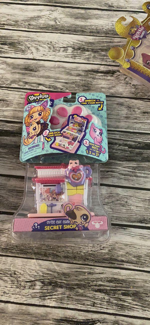 Shopkin bundle