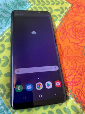 Samsung galaxy s9 for Sale in Decatur, GA