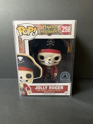 Funko Pop Disney Exclusive Jolly Roger for Sale in Los Angeles, CA